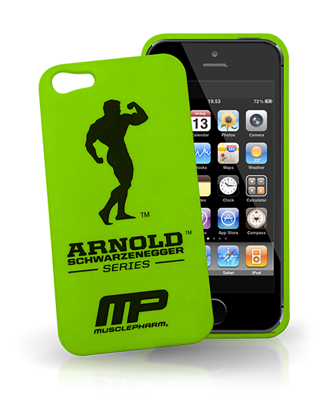 Arnold BrandedProducts IphoneCase Green